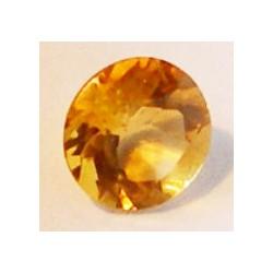 Citrine impériale 0,29 carats