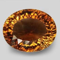 Topaze impériale 13,15 carats