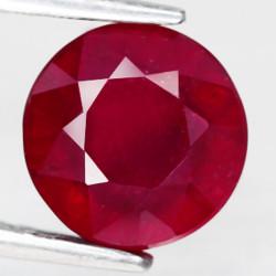 Rubis 3,02 carats